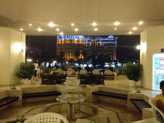 Kamelya K Club : Main reception area.