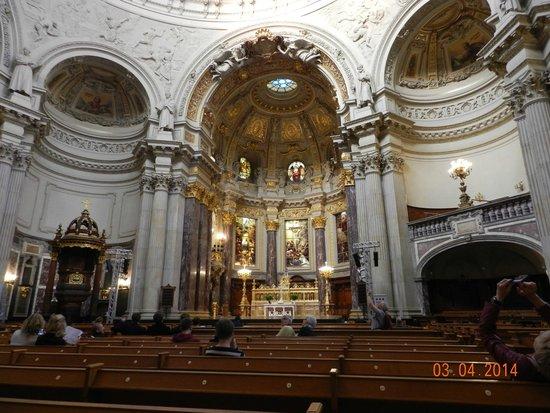 Berliner Dom: Кафедральный собор.