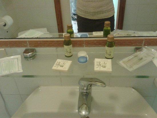 Hotel Nautilus: bagno