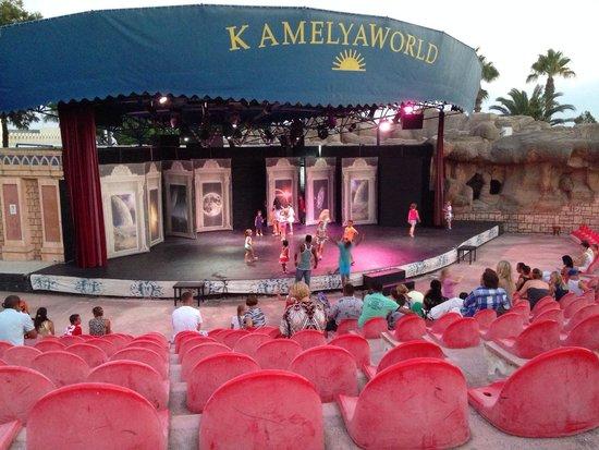 Kamelya K Club : Amphitheatre.