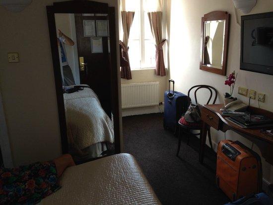 Dublin Citi Hotel: camera