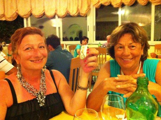 Hotel Villa Sirena : Cannoli ...... che bontà!!!