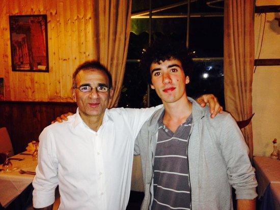 Al Mezza: Moi et le chef Milad Serhan