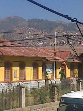 Imperial Cusco Hotel: vista desde la habitacion