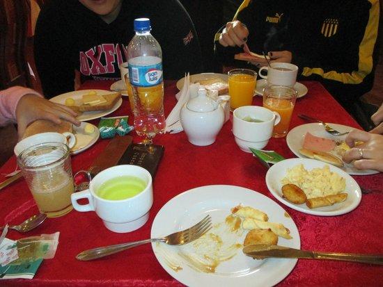 Imperial Cusco Hotel: desayuno