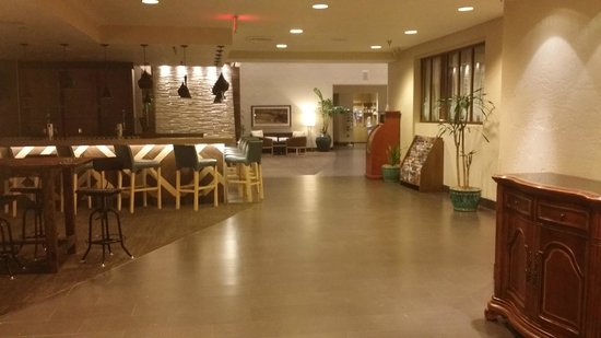 Embassy Suites by Hilton Hotel Phoenix - Tempe: Manager's Reception Area