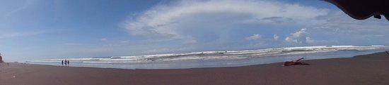 Hotel Playa Bejuco: Increíble playa