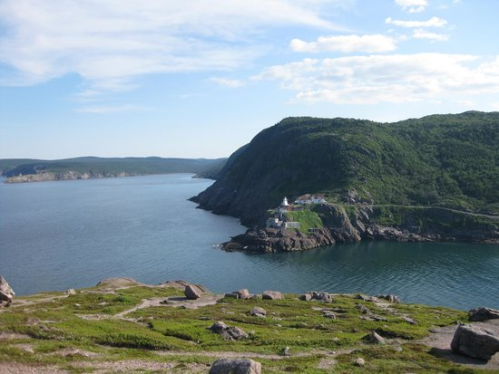 Signal Hill: gorgeous view