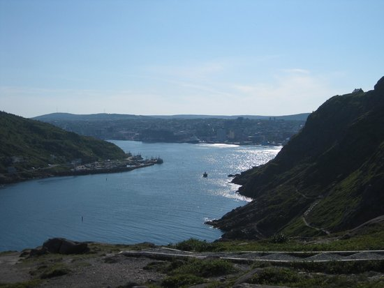 Signal Hill: beautiful view while hiking