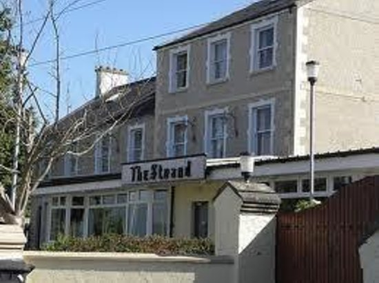 Omeath, Irland: The Strand Hotel