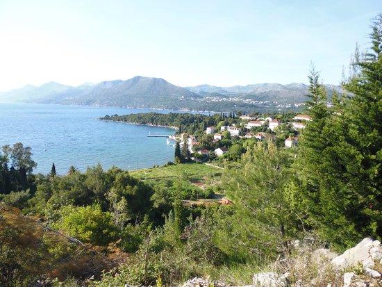 TUI SENSIMAR Kalamota Island Resort: view over island