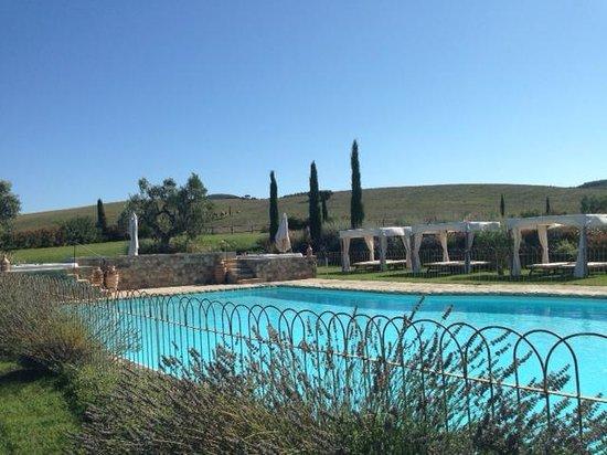 Relais Sant'Elena: piscina