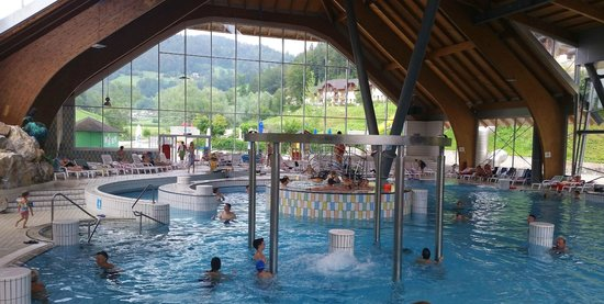 Terme Snovik: Indoor pool