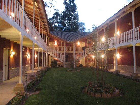 San Agustin Urubamba Hotel : area de habitaciones