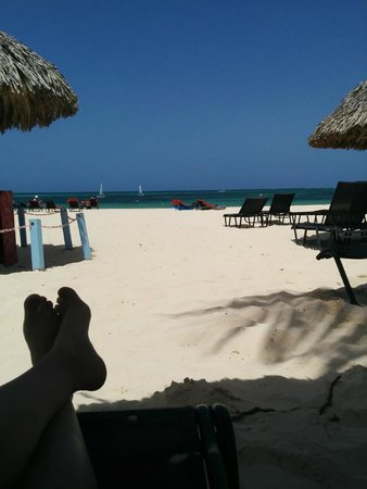 Now Larimar Punta Cana : It does not get much better then this.