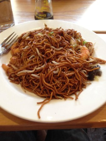 Tai Won Mein Noodle House : BIG portions