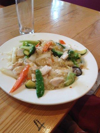 Tai Won Mein Noodle House : taste dishes