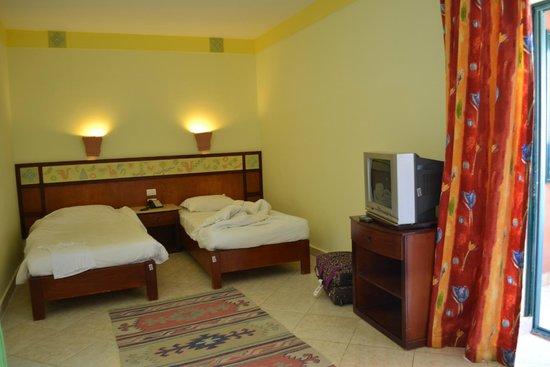 Rehana Sharm Resort: Наш номер