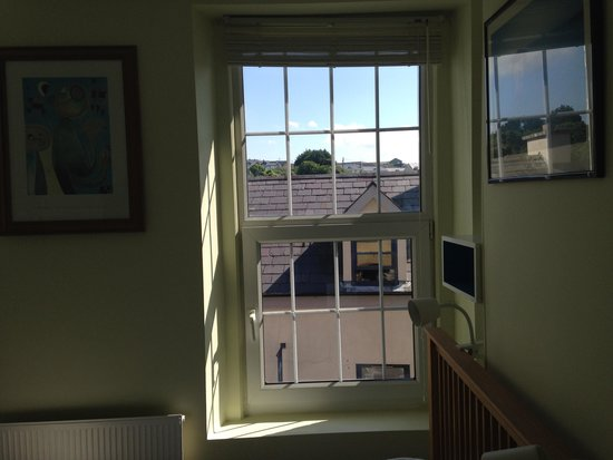 Jo's Cafe & Rooms : view from 2nd floor