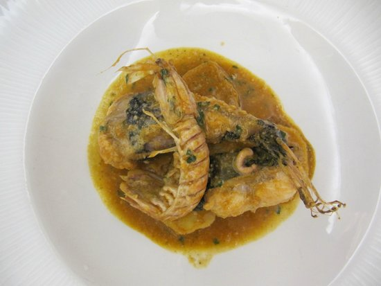 Hotel Can Batiste: fish stew