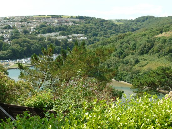Commonwood Manor: Looe from cottage