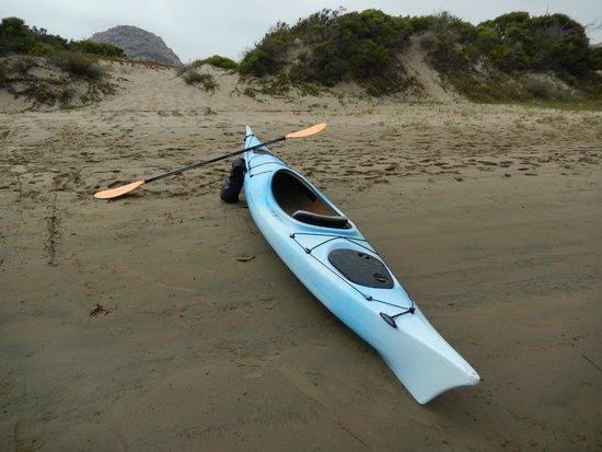 Kayak Horizons: Taking a break