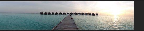 Filitheyo Island Resort: Panorama view