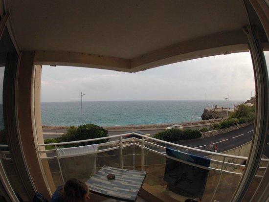 Balkon Picture Of Hotel Port Marine Sete TripAdvisor - Hotel port marine sete