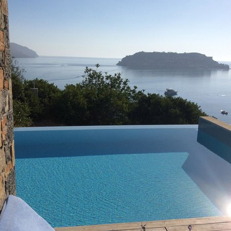 Blue Palace, a Luxury Collection Resort & Spa: View from room 250