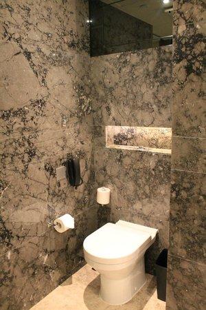 Royal Plaza Hotel: wc