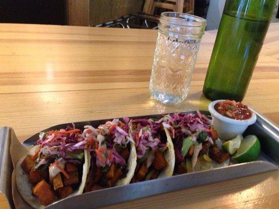 WaterCourse: Street tacos