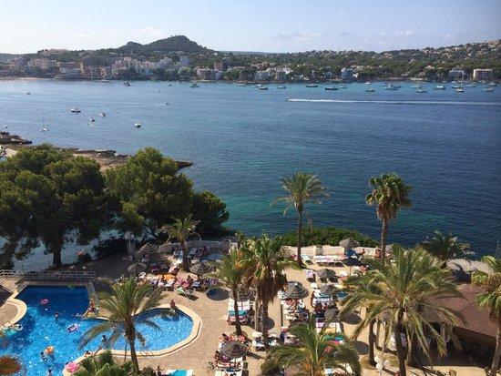 TRH Jardin del Mar: Beautiful view from room 704