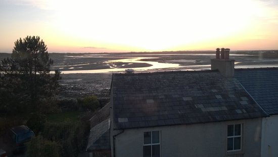 The Pennington: Sunset view from room 19