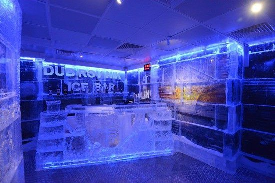 ‪Ice Bar Dubrovnik‬