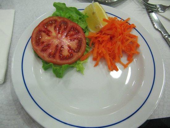 A Bica : salad