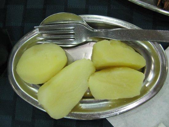A Bica : potatoes
