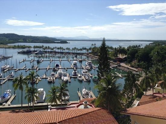 Grand Isla Navidad Resort: la marina