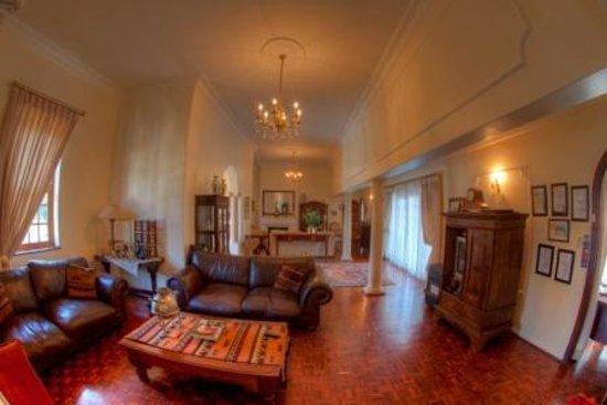 Welgekozen Country Lodge: lounge