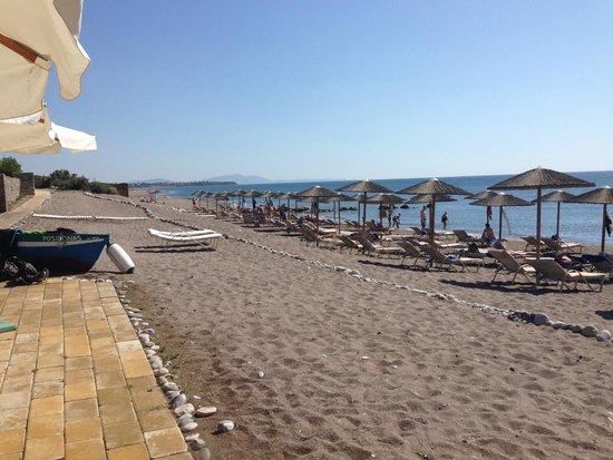 Atrium Prestige Thalasso Spa Resort and Villas: beach