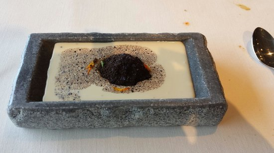 Restaurante Solana: buscando violetas
