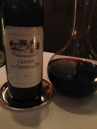Le Cirque : Delicious Red from 1995