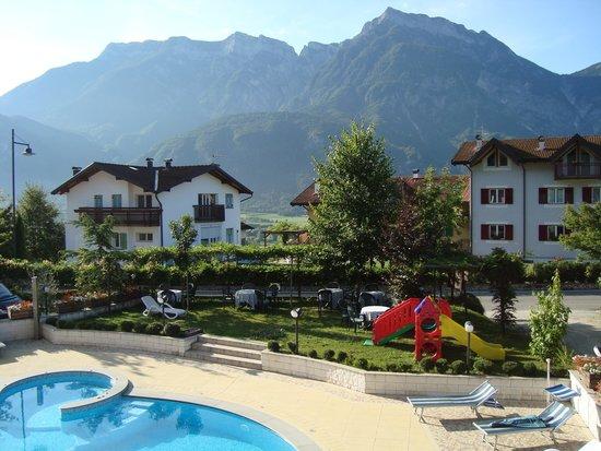 Hotel Bellaria: foto vanuit hotelkamer