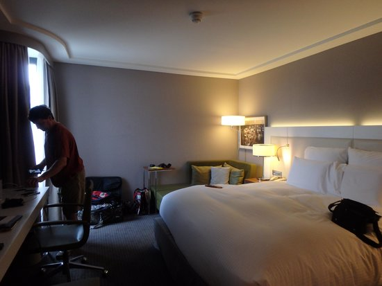 Pullman Paris Centre - Bercy: Our room
