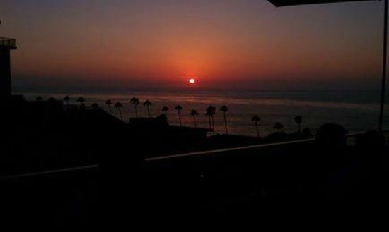 The Bed & Breakfast Inn at La Jolla: Beautiful LaJolla Sunset