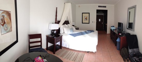 Dreams La Romana Resort & Spa : chambre deluxe premium