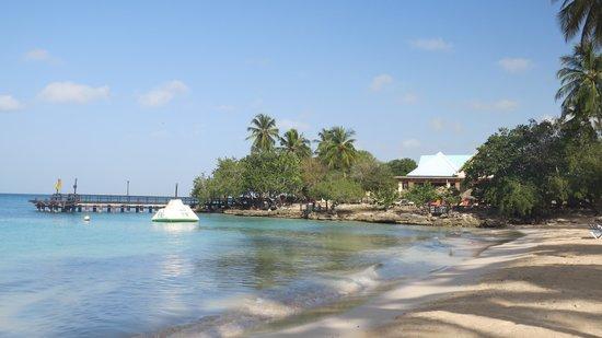 Dreams La Romana : plage de l' hotel