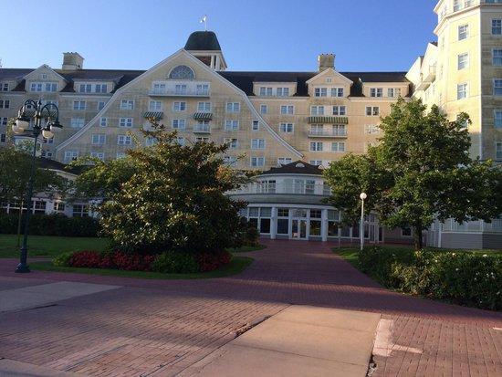 Disney's Newport Bay Club : O hotel