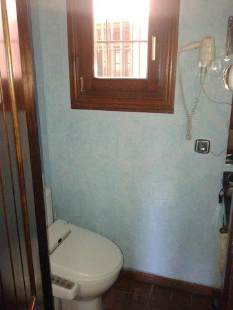 Apartamentos Muralla Ziri: Aseo pequeño