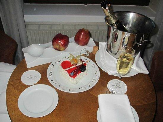 Corinthia Hotel St. Petersburg: Anniversary package