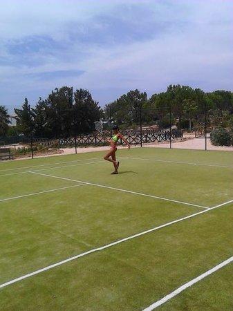 Vale d'El Rei Hotel & Villas: campo tennis